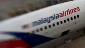 Malaysia Airlines' dark site link re MH370